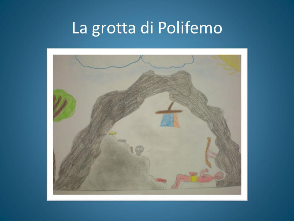 La grotta di Polifemo