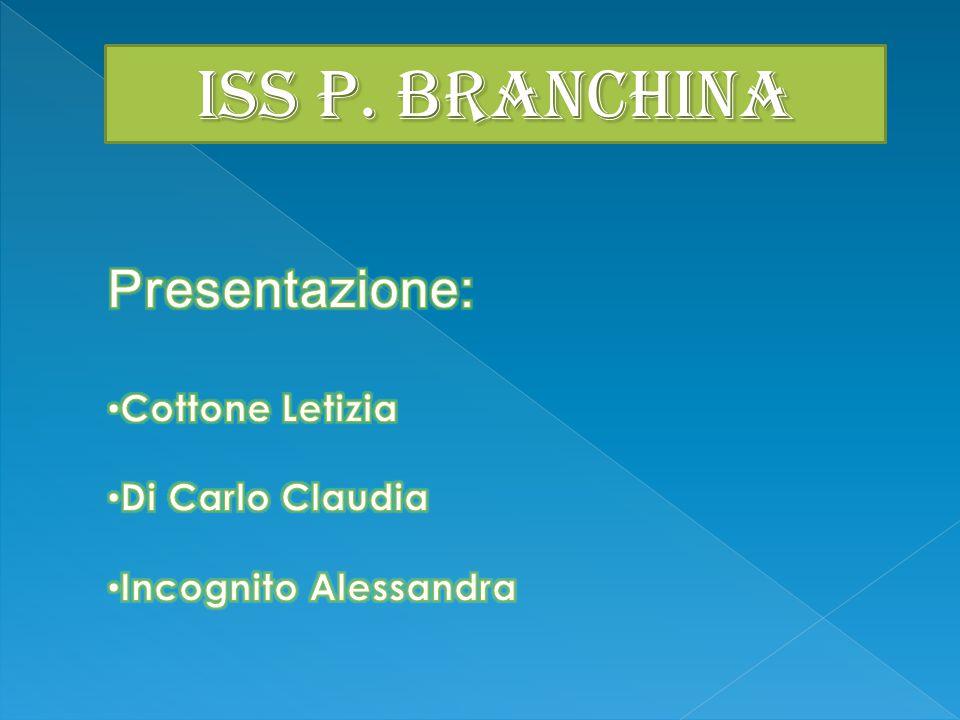 IsS P. BRANCHINA