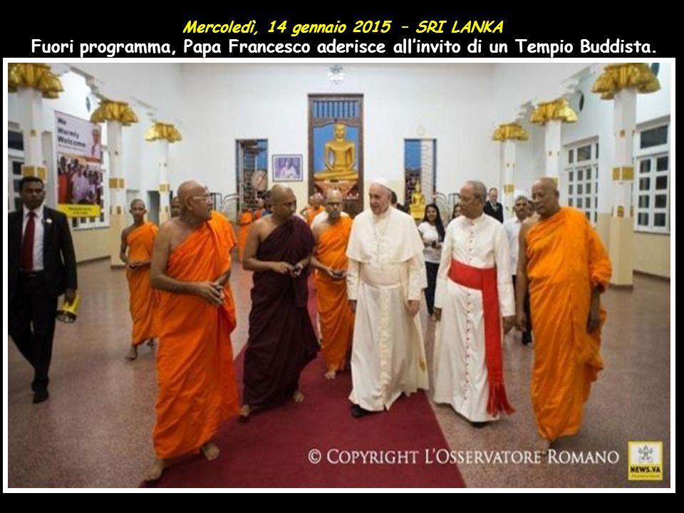 Conclusione della Preghiera Mariana nel Santuario di Nostra Signora del Rosario - Madhu