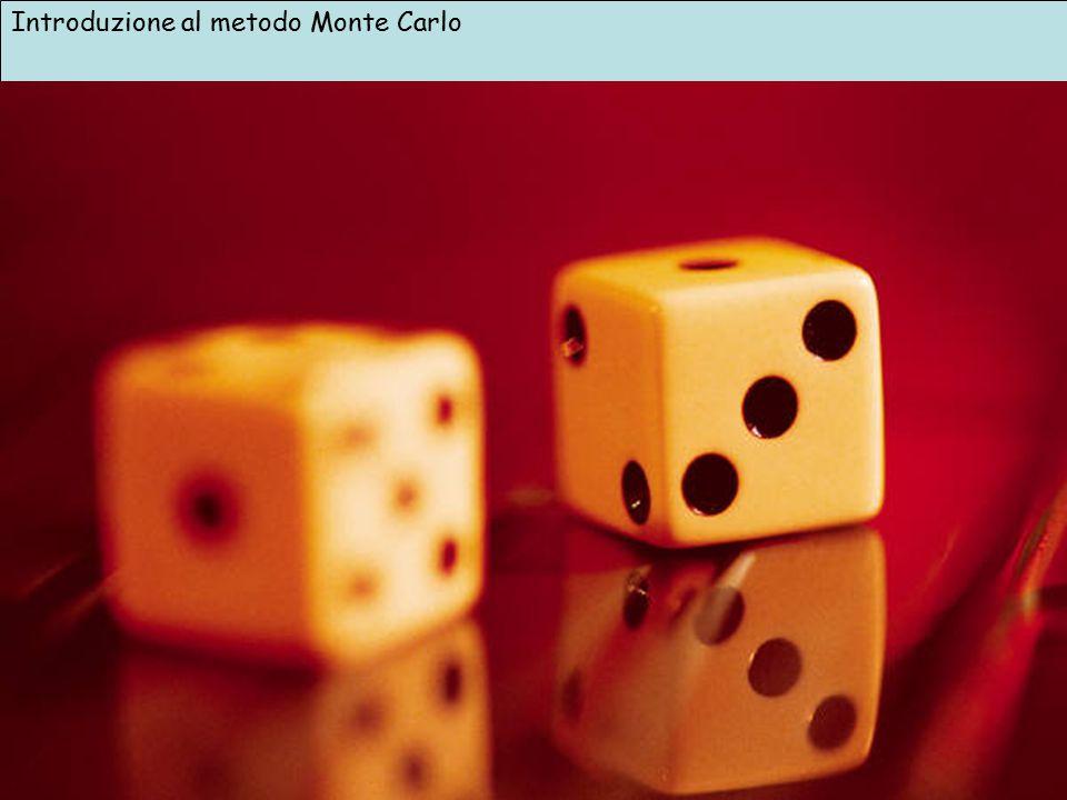 Introduzione al metodo Monte Carlo