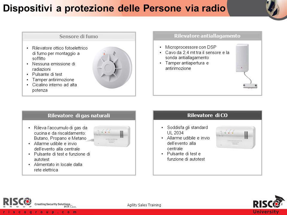 Agility Sales Training Sensore di fumo Dispositivi a protezione delle Persone via radio Rilevatore ottico fotoelettrico di fumo per montaggio a soffit