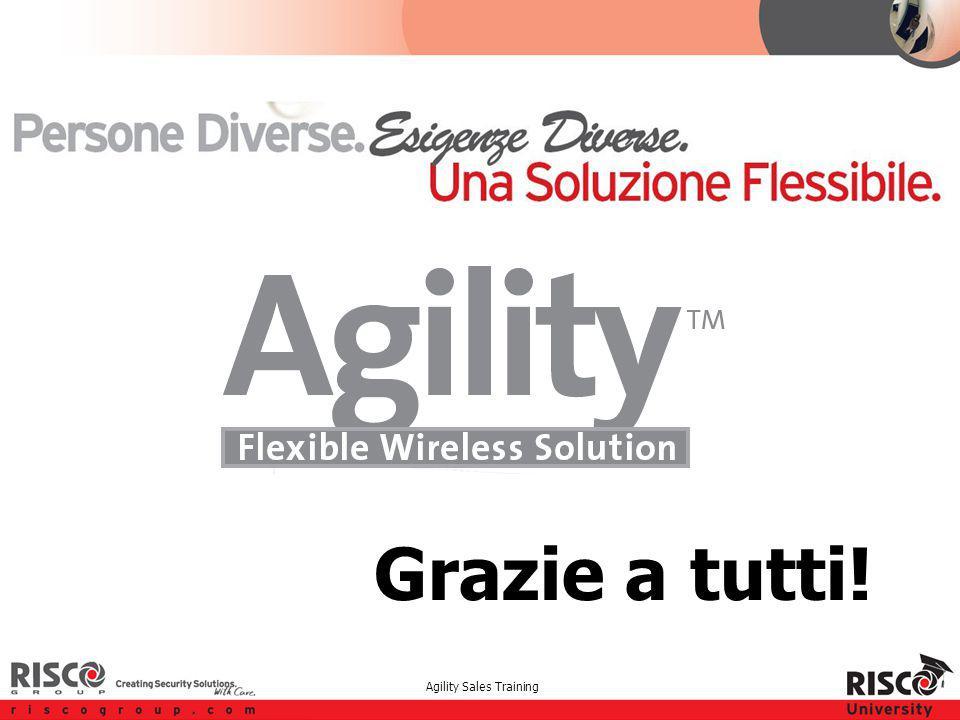 Agility Sales Training Grazie a tutti!