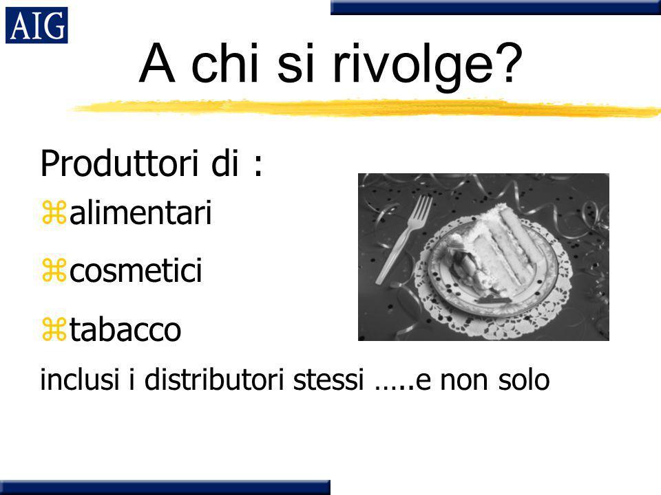 Contaminazione del prodotto Associazione degli Industriali della Provincia di Udine Udine, 22 Settembre 2005