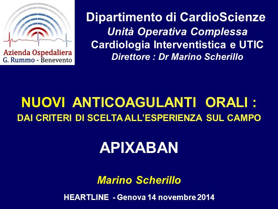 34 Centri italiani 2700 pazienti Follow up 2000 a/pz.