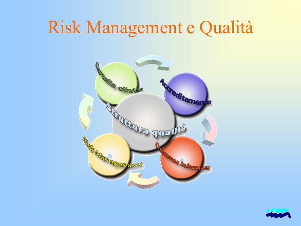 18 Risk Management e Qualità