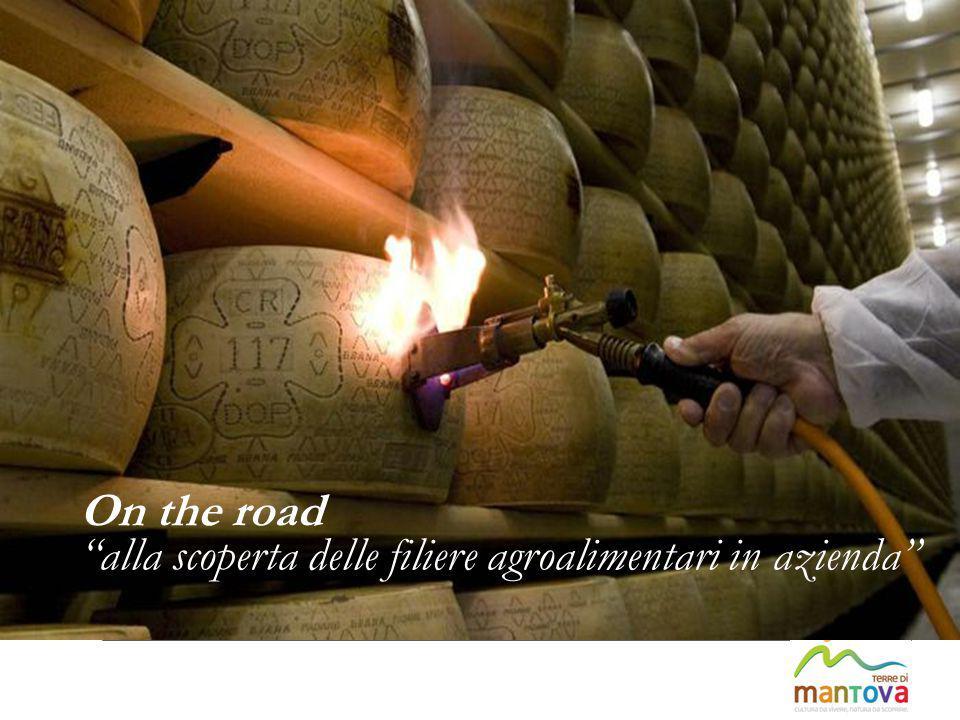 """On the road """"alla scoperta delle filiere agroalimentari in azienda"""""""