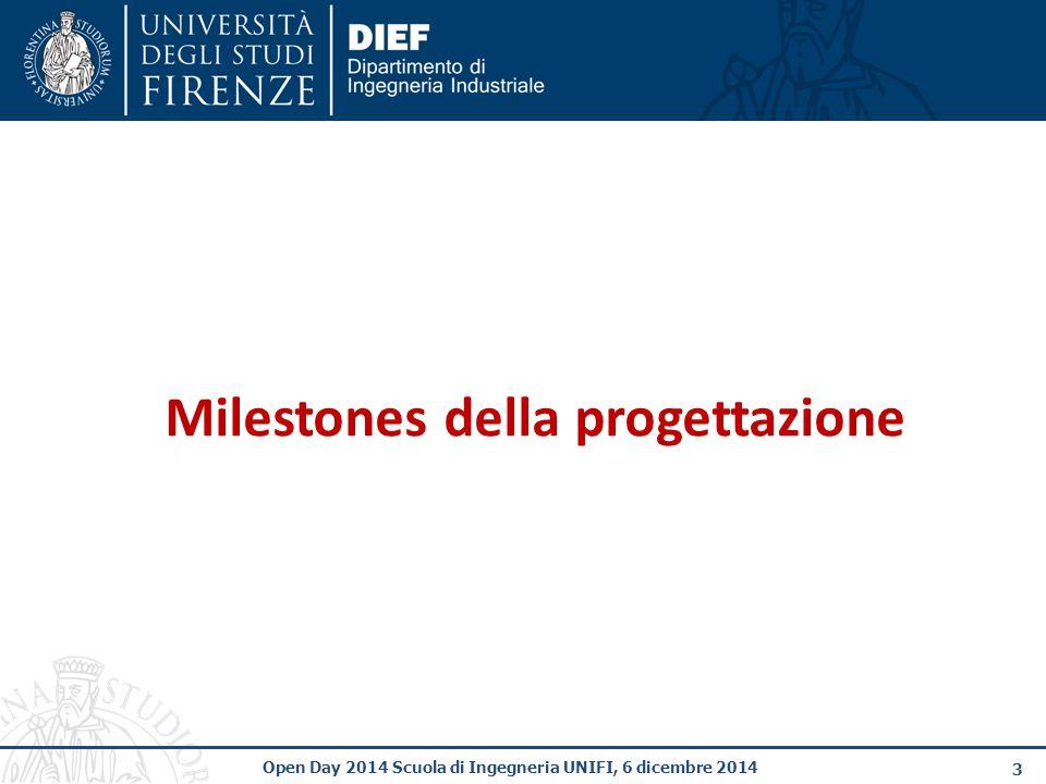 4 Open Day 2014 Scuola di Ingegneria UNIFI, 6 dicembre 2014 1.