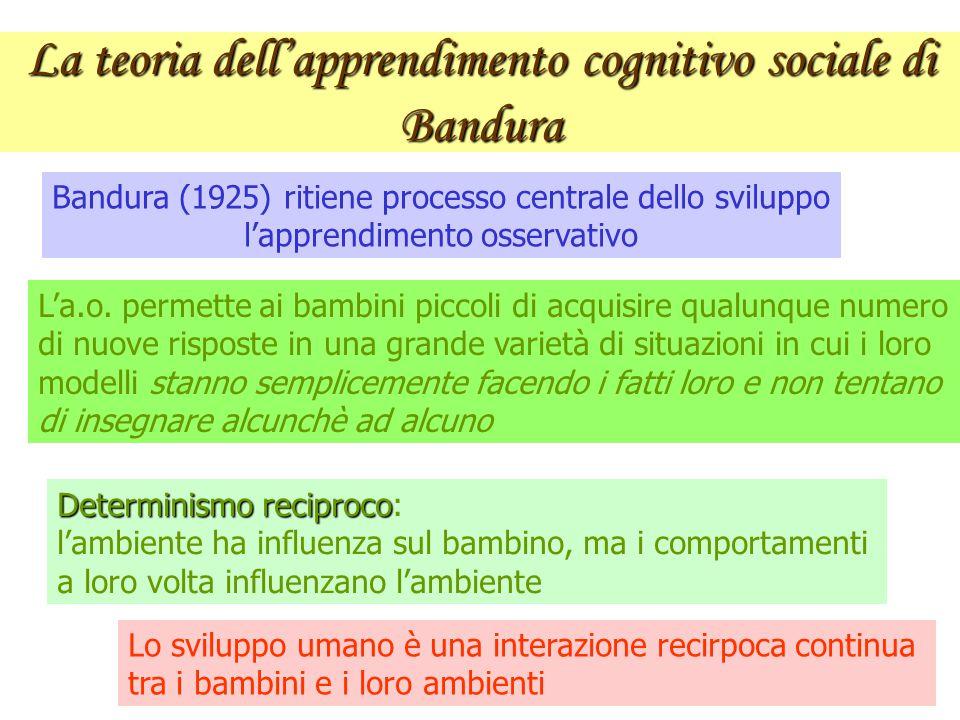 La teoria dell'apprendimento operante di Skinner (comportamentismo radicale) Skinner (1904-1990) afferma che la maggioranza delle abitudini acquisite