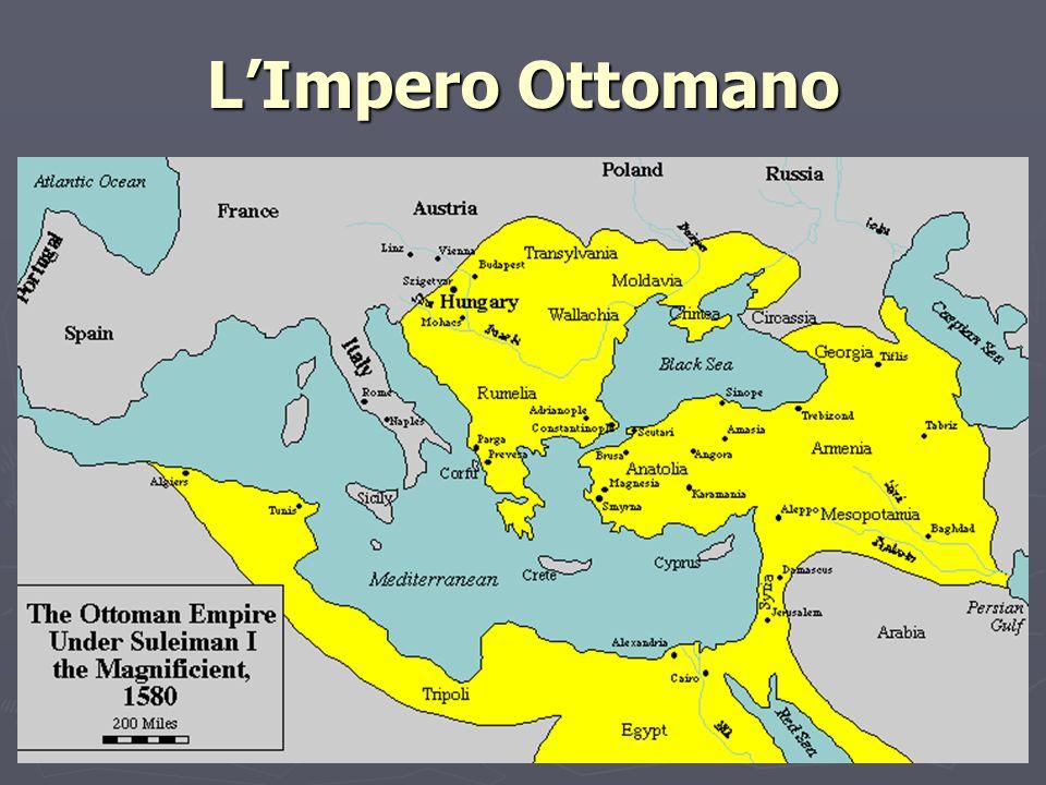 Dopo la conquista di Costantinopoli ad opera di Maometto II (1430-1481) nel 1453, gli ottomani sconfissero ripetutamente Venezia, la quale rinunciò ad alcuni possedimenti in cambio del mantenimento dei diritti commerciali nei porti dell'Impero.