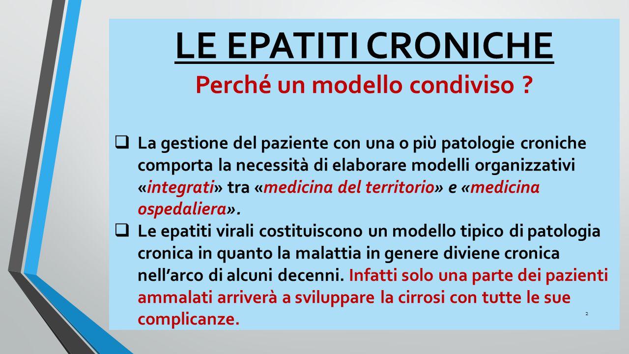 PAZIENTI CON EPATITE C OPPURE EPATITE C CRONICA 7.927AL 31/12/2013 INDAGINI N° pazienti con almeno un esame prescritto N° pazienti con almeno un esame registrato EPATITE C RNA - (91.19.3)33141673 EPATITE C RNA [P.C.R.] - (91.19.4)32261511 EPATITE C Ab[HCV] - (91.19.5)46132789 ALT (GOT) - (90.09.2)74445721 ALT (GPT) - (90.04.5)74475743 33
