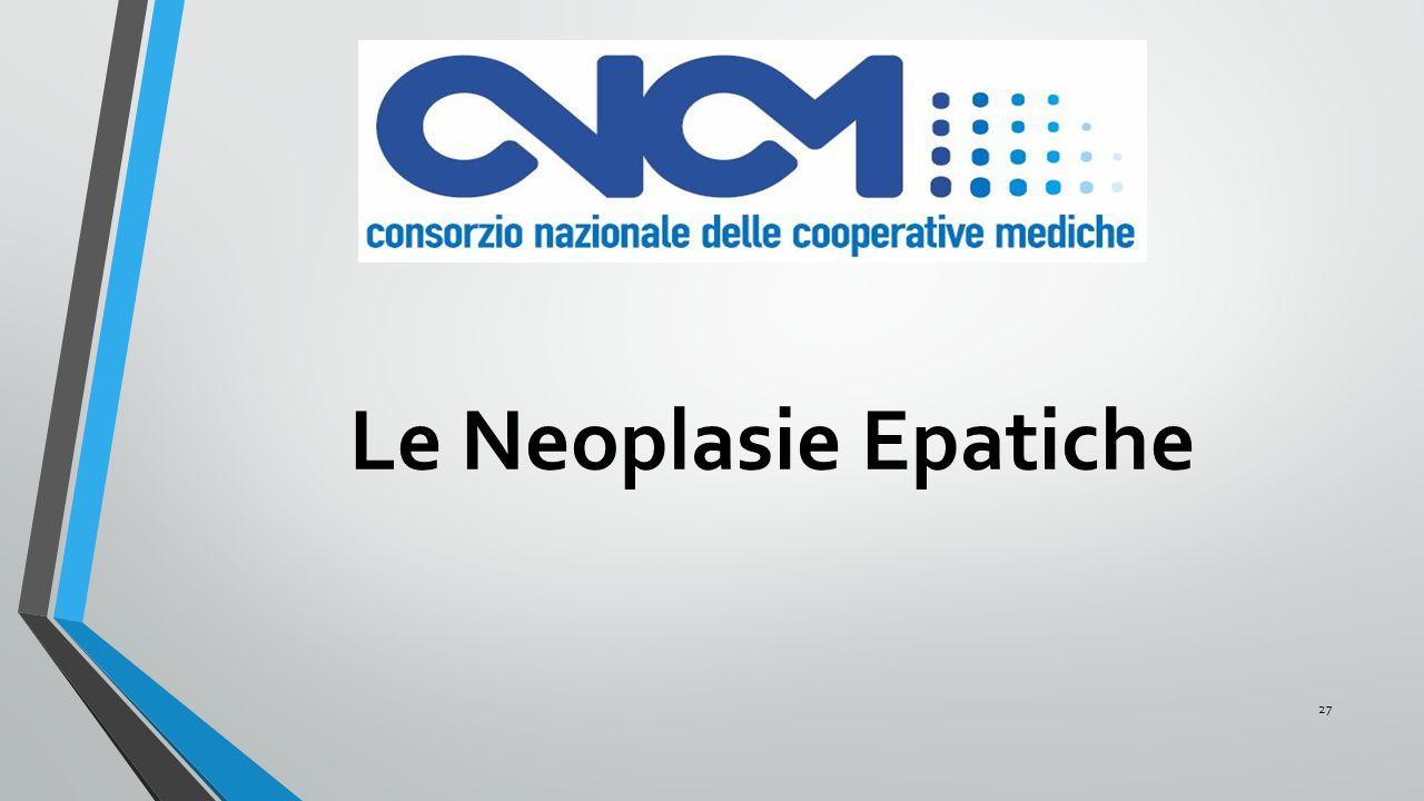 Le Neoplasie Epatiche 27