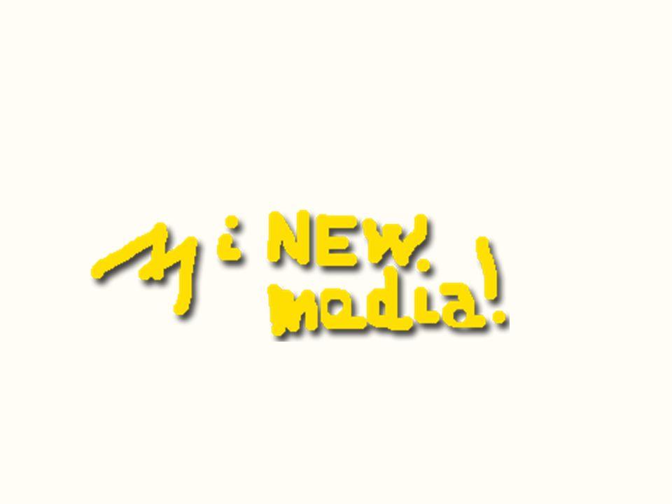 Abbasso i Nuovi media /1 I nuovi media non esistono (e se esistessero non sarebbero nuovi ) Il digitale non è una tecnica Il digitale non è un nuovo mezzo Il digitale è una cultura (non solo roba da ingegneri )