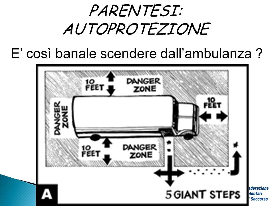 In questo caso, se uno dei mezzi incidentati fosse una cisterna o fosse ragionevole supporre la fuoriuscita di carburante dai serbatoi dei veicoli, no