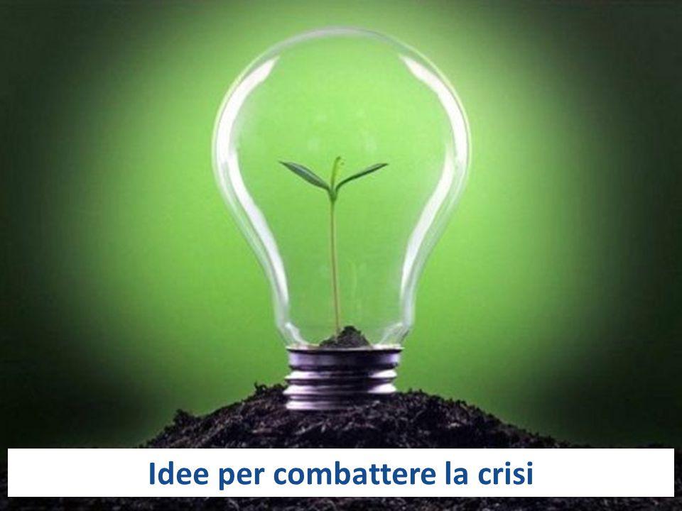 Idee per combattere la crisi