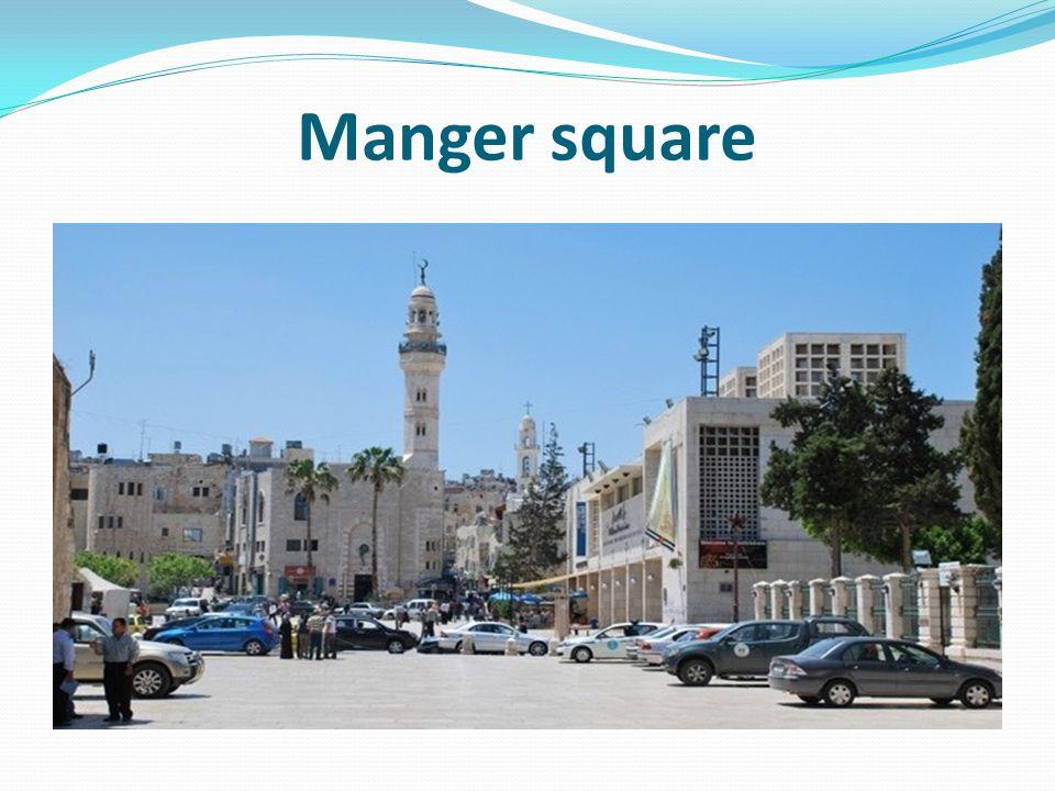Manger square