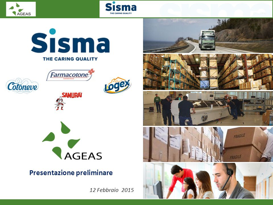 CIP : Continuous Improvement Project ARTSANA Years 2012-2013 : Warehouses Rationalization , through a complex simulation among whs the project ended with the closure of 3 warehouse's customer of di Pavia, Grandate (CO) e Piacenza with an aggregation of areas in AGEAS wh in Vittuone.