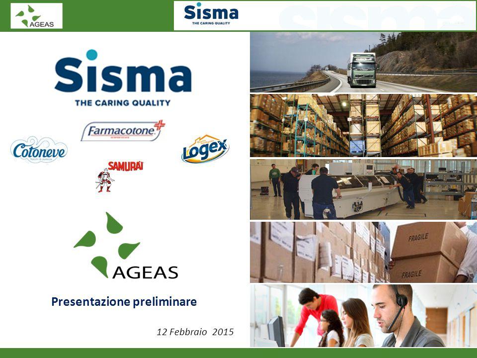 Presentazione preliminare 12 Febbraio 2015
