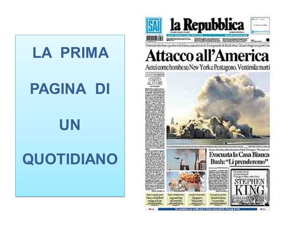 Articoli che trattano avvenimenti di cronaca successi in Italia e nel mondo CRONACA ITALIANA ED ESTERA