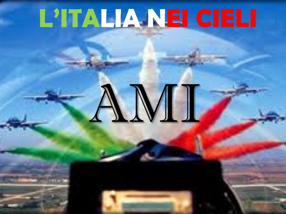 AMI L'ITALIA NEI CIELI