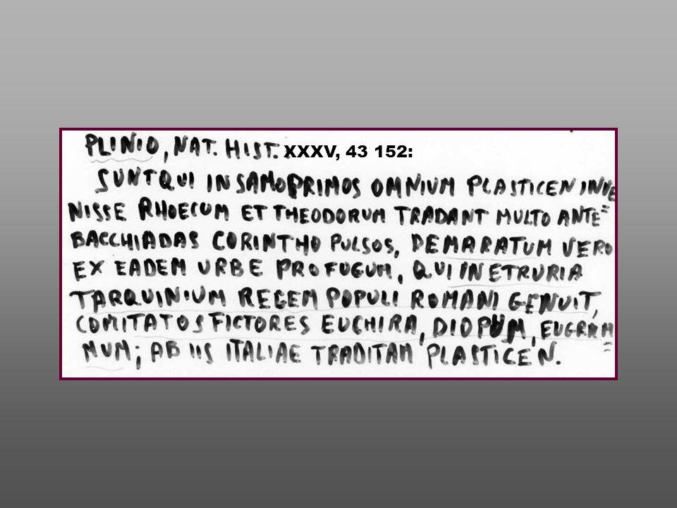 XXXV, 43 152: