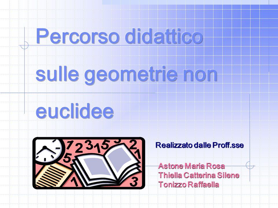 Realizzato dalle Proff.sse Astone Maria Rosa Thiella Catterina Silene Tonizzo Raffaella