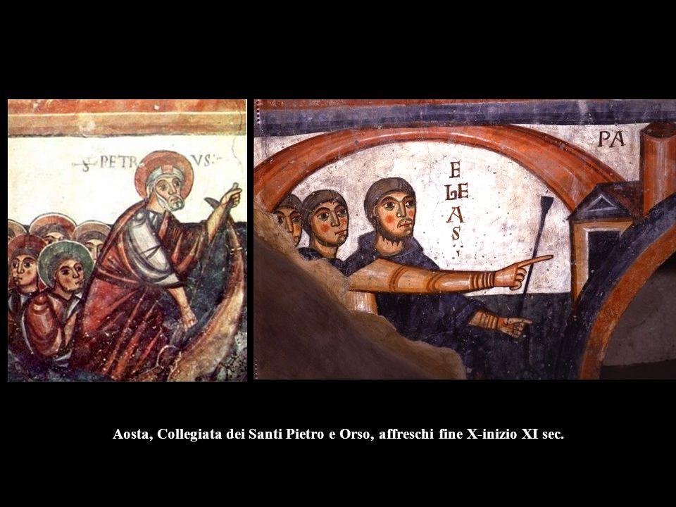 Maestro Guglielmo, Crocifisso, 1138, Cattedrale, Sarzana.