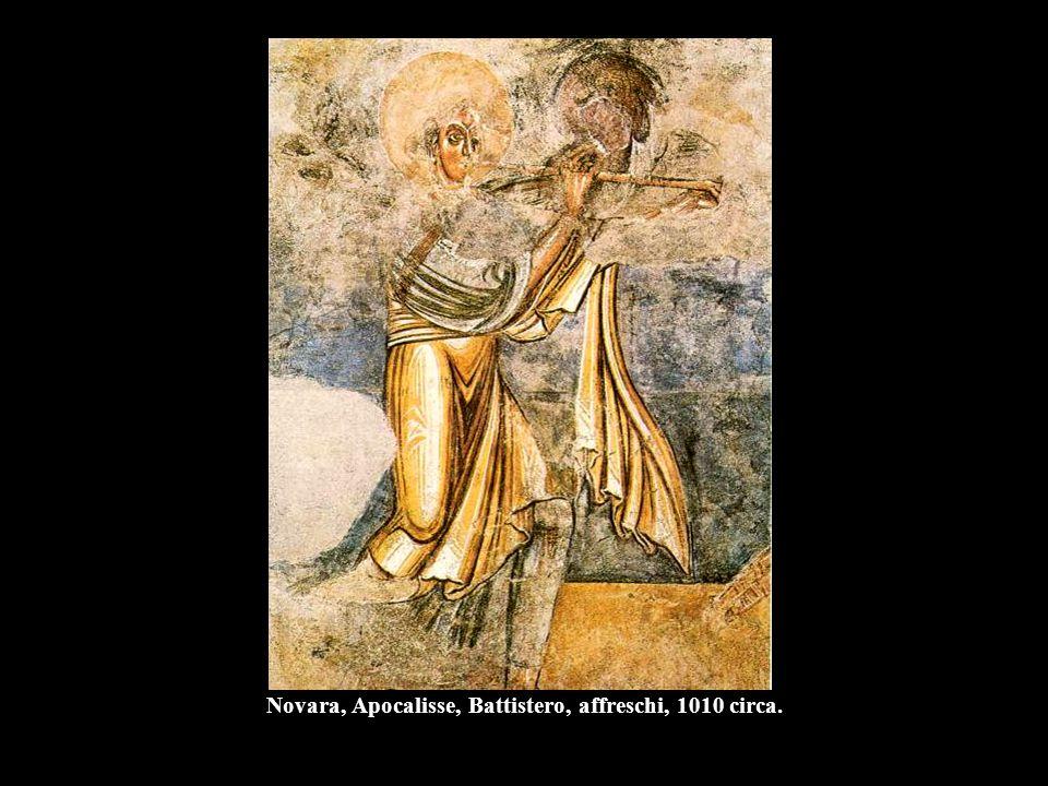 Resurrezione Lazzaro e Cristo e l'adultera, prima del 1087, Duomo, Sant'Angelo in Formis (Caserta).