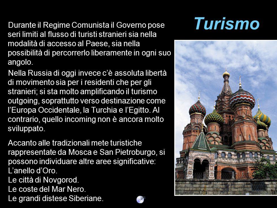 Turismo Durante il Regime Comunista il Governo pose seri limiti al flusso di turisti stranieri sia nella modalità di accesso al Paese, sia nella possi