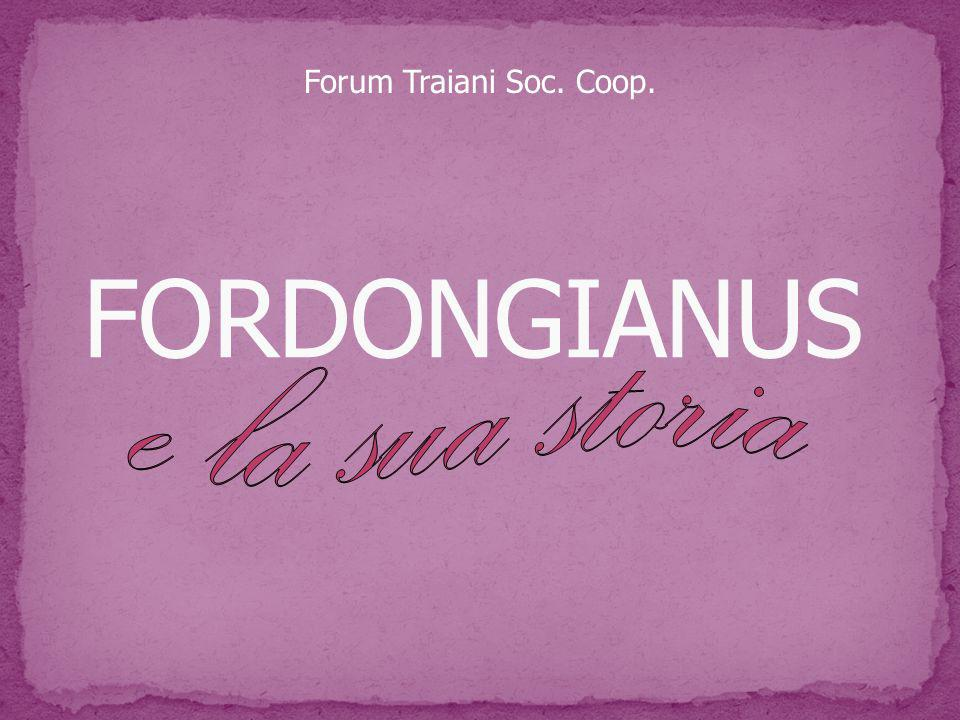 Forum Traiani Soc. Coop.