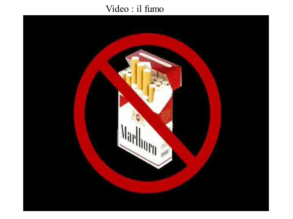 Video : il fumo
