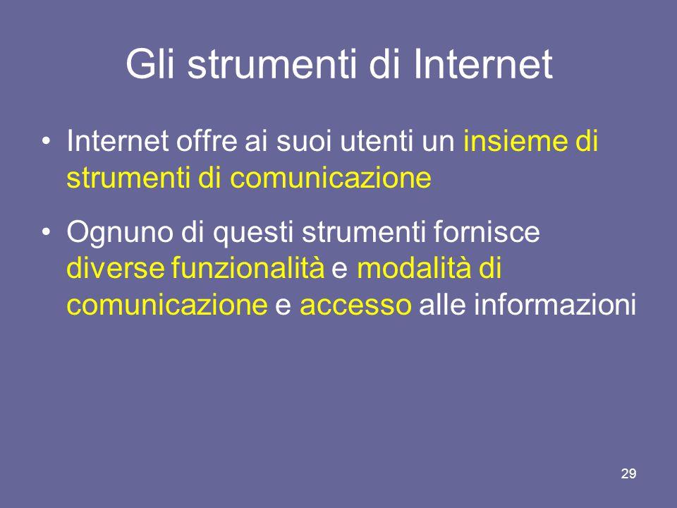 Il collegamento ADSL Peculiarità della tecnologia ADSL è la possibilità di usufruirne senza dover cambiare i cavi telefonici esistenti e senza dover u
