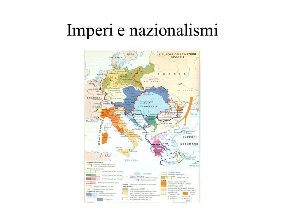 Imperi e nazionalismi