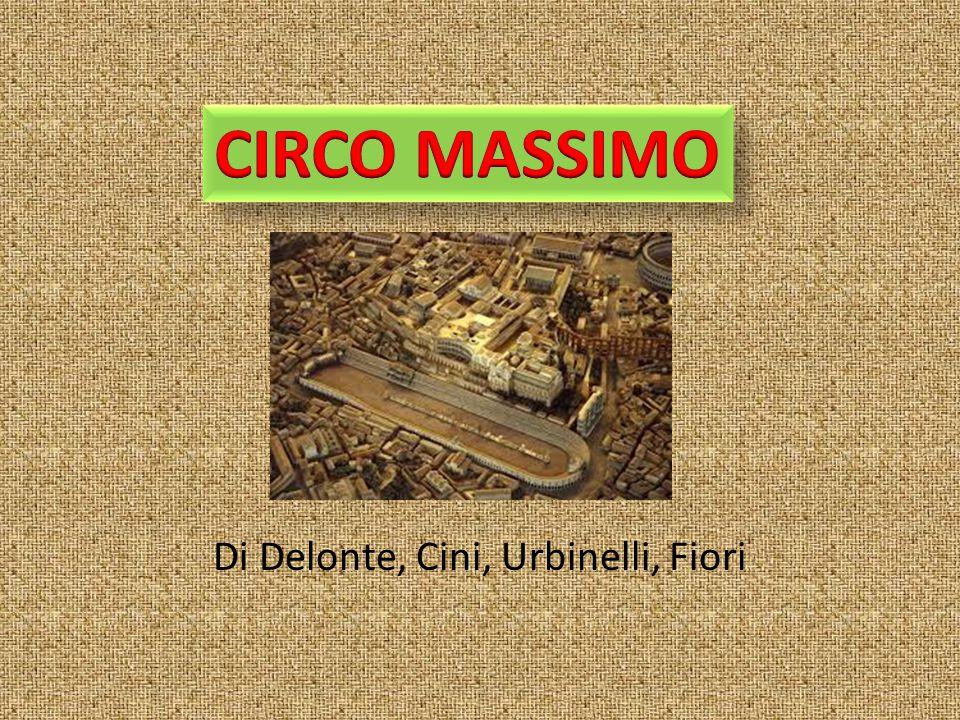 Breve storia del Circo Massimo ll Circo Massimo è un antico circo romano, dedicato alle corse di cavalli, costruito a Roma.