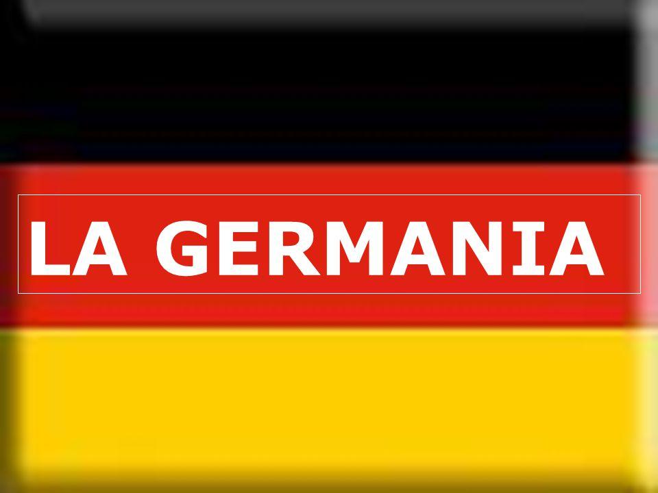  La Germania è una repubblica federale con 16 regioni autonome (Lander).