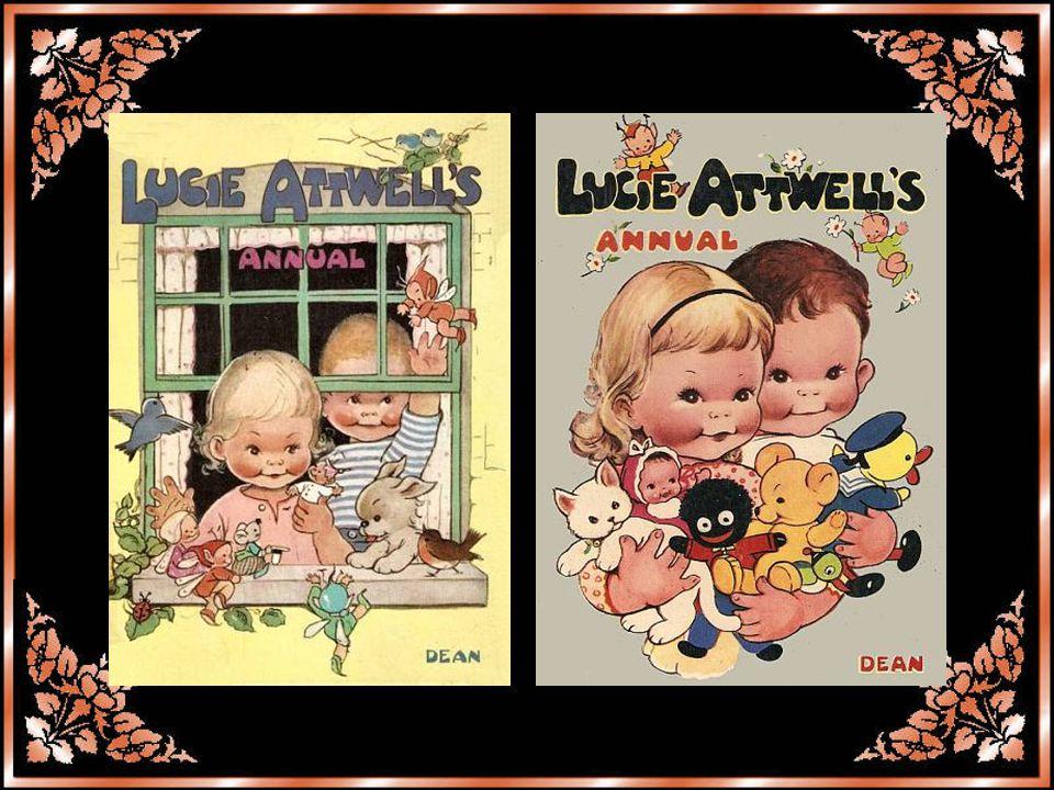 By Angelo amor43@alice.it Avanzamento automatico Mabel Lucie Attwell (1879-1964) E' stata una illustratrice Inglese.