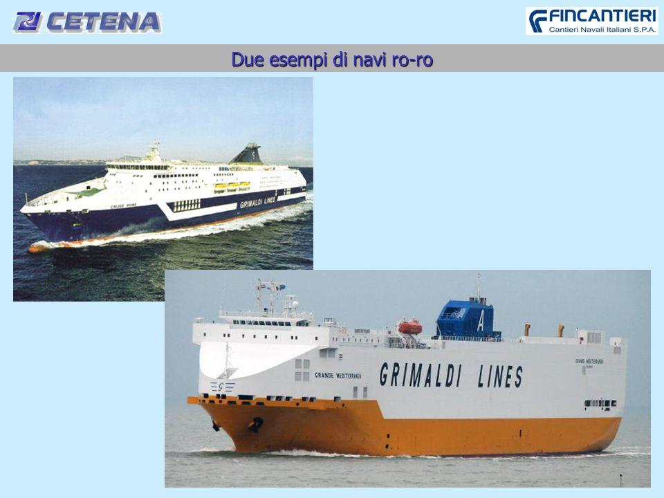 Due esempi di navi ro-ro 7
