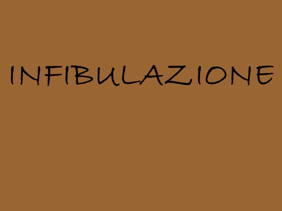 INFIBULAZIONE