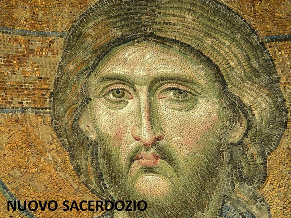 « 12 Egli entrò una volta per sempre nel santuario non con sangue di capri e di vitelli ma in virtù del proprio sangue ottenendo così una redenzione eterna.