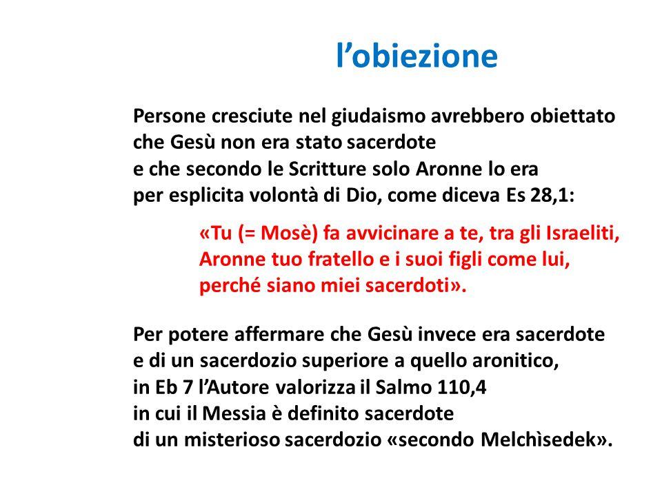 « 9 Anzi, si può dire che lo stesso Levi (...) in Abramo abbia versato la sua decima.