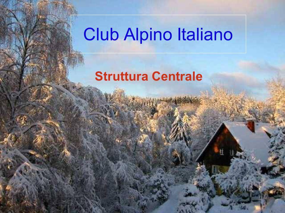 Club Alpino Italiano Struttura Centrale