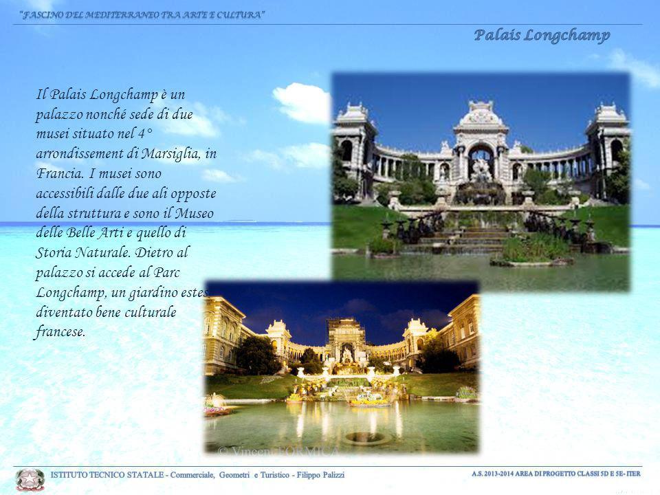 Il Palais Longchamp è un palazzo nonché sede di due musei situato nel 4° arrondissement di Marsiglia, in Francia.