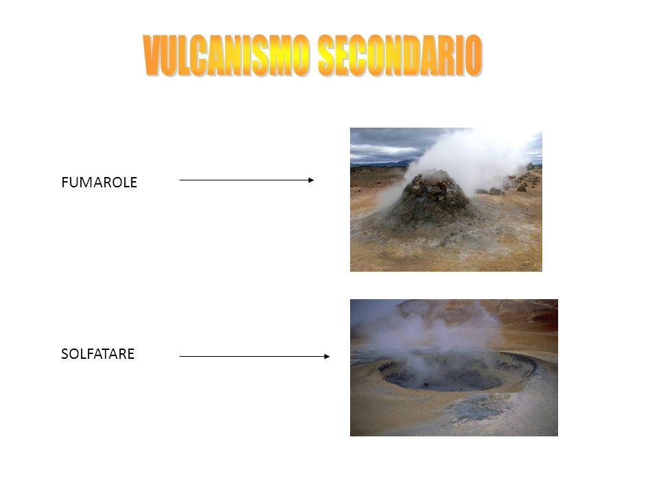FUMAROLE SOLFATARE