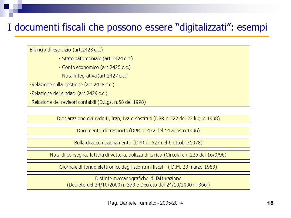 15 Bilancio di esercizio (art.2423 c.c.) - Stato patrimoniale (art.2424 c.c.) - Conto economico (art.2425 c.c.) - Nota integrativa (art.2427 c.c.) -Re