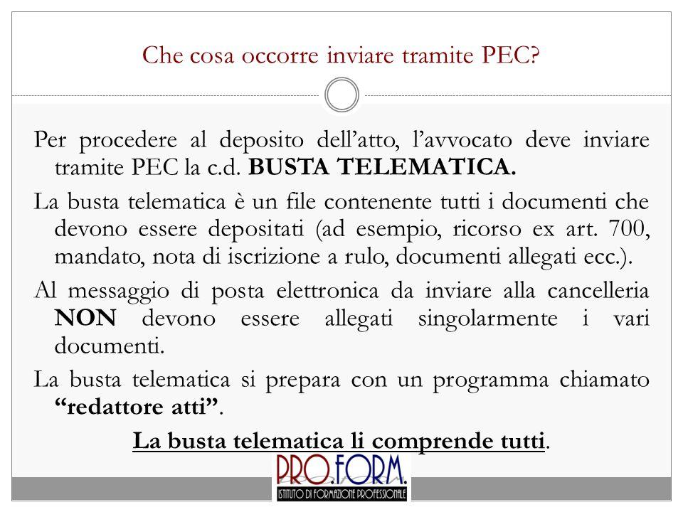 La notifica telematica: art.149 bis c.p.c.