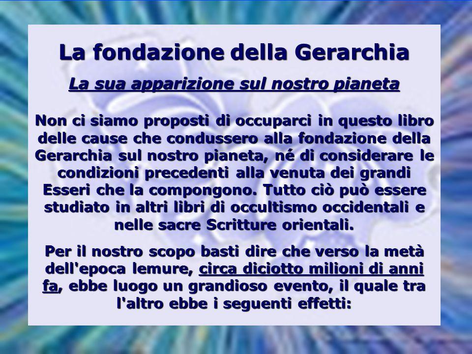 Premessa: L'evento cosmico Quando scoccò «l'Ora», sul grande bilanciere dello Zodiaco, l'amore cosmico prese forma uma- na per il pianeta Terra. Gaia,
