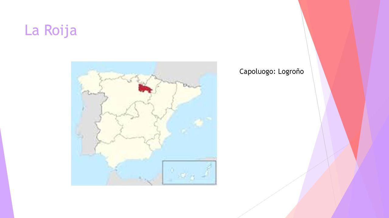 La Roija Capoluogo: Logroño