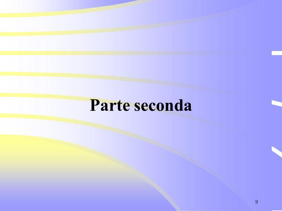 9 Parte seconda