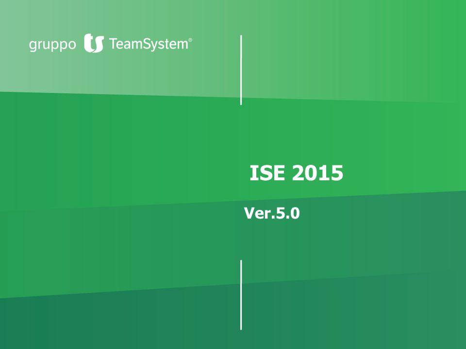 ISE 2015 Ver.5.0