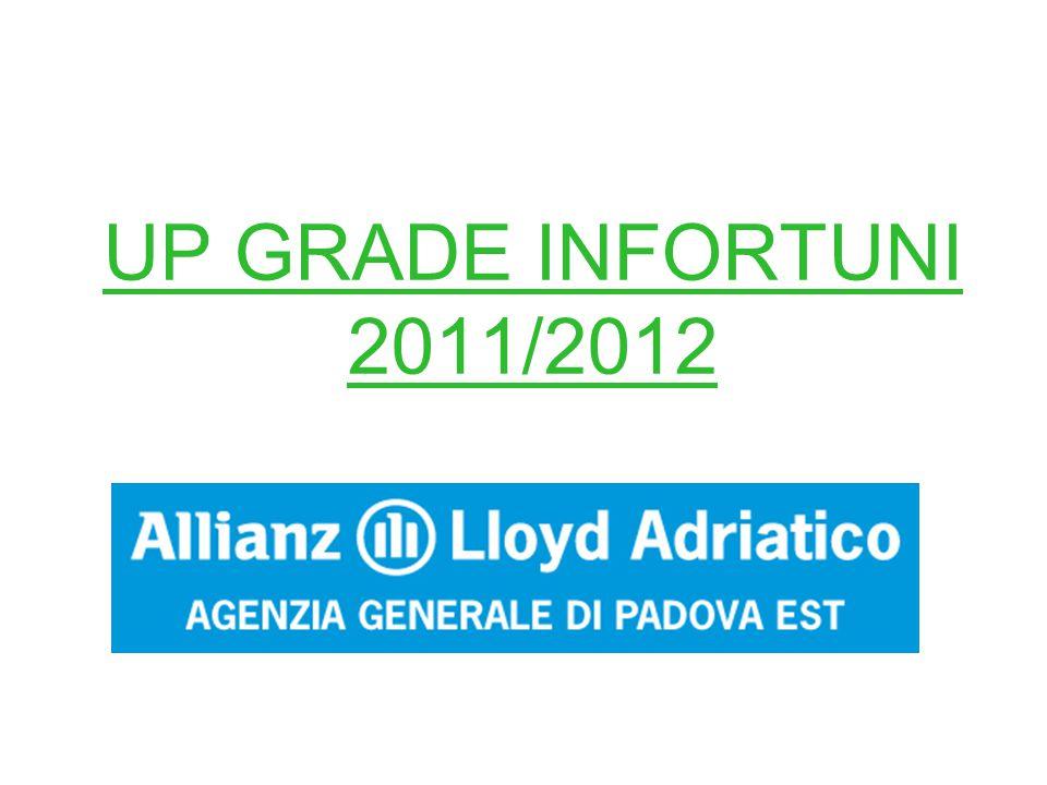 UP GRADE INFORTUNI 2011/2012