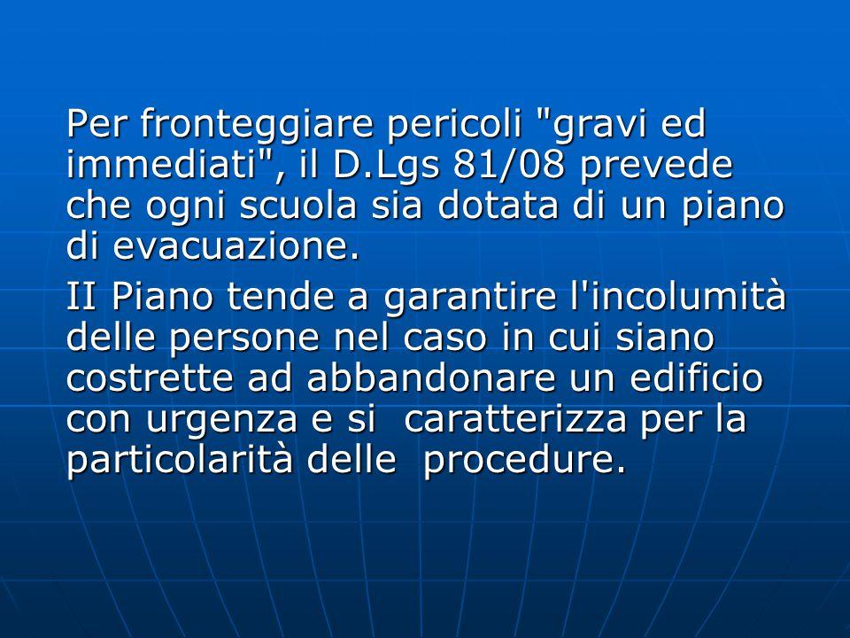 SQUADRA DI PREVENZIONE INCENDI E PRIMO SOCCORSO SCUOLA SECONDARIA 1° PLESSO G.